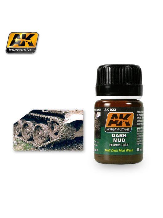 AK Interactive - Dark Mud Effects