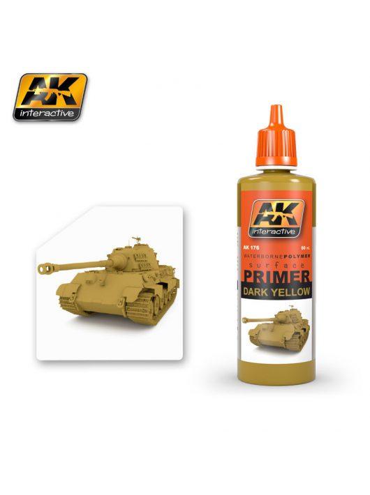 AK Interactive - Dark Yellow Primer 60M