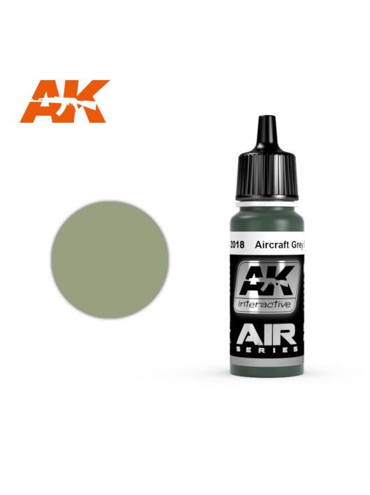 AK Interactive - Aircraft Grey Green