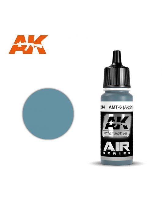 AK Interactive - Amt-7 (A-28M) Light Blue