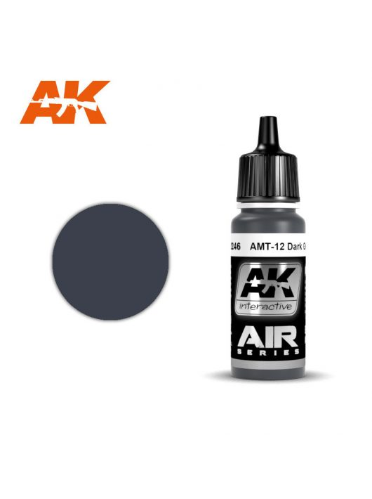 AK Interactive - Amt-12 Dark Grey