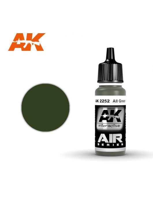 AK Interactive - Aii Green 17 ml