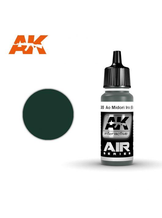 AK Interactive - Ao Midori Iro (Blue -Green) 17 ml