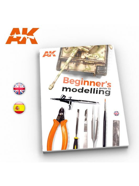 AK Interactive - Beginer'S Guide To Modelling En