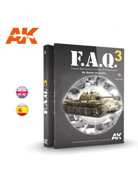 AK Interactive - Faq3  Military Vehicles  - English