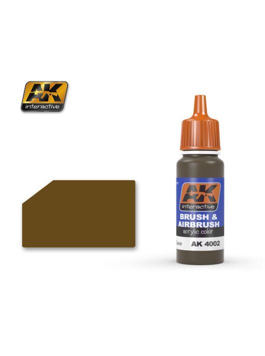 AK Interactive - Bullet Metal Case 17 ml
