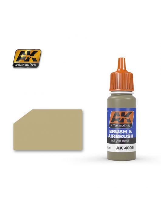 AK Interactive - Buff Light Shade 17 ml
