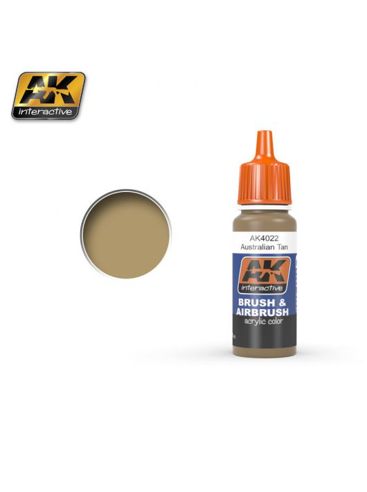 AK Interactive - Australian Tan 17 ml