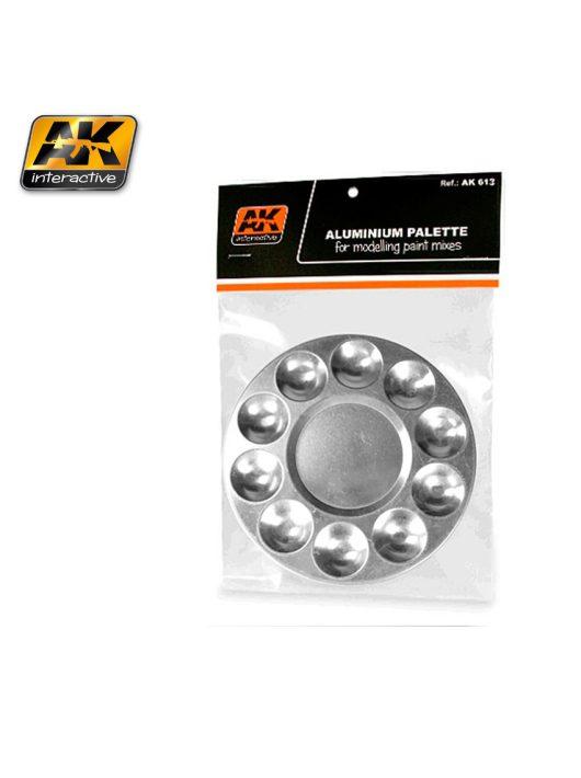 AK Interactive - Aluminum Pallet 10 Wells