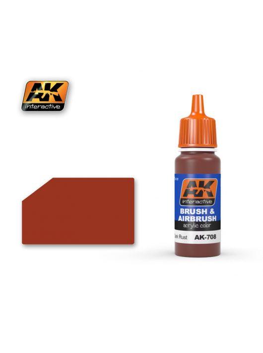 AK Interactive - Dark Rust 17 ml