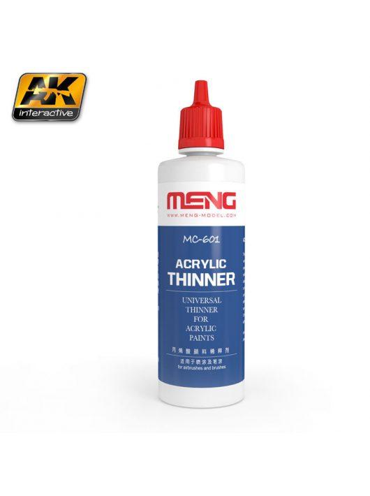 AK Interactive - Acrylic Thinner 100 ml