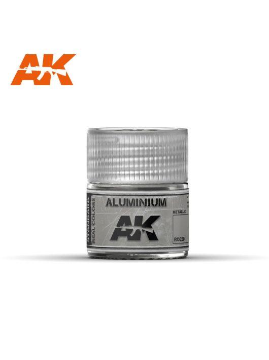 AK Interactive - Aluminium 10Ml