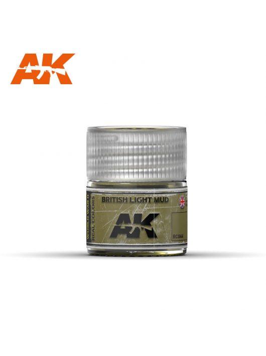 AK Interactive - British Light Mud 10Ml