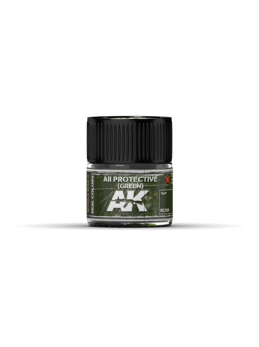 AK Interactive - Aii Green 10Ml