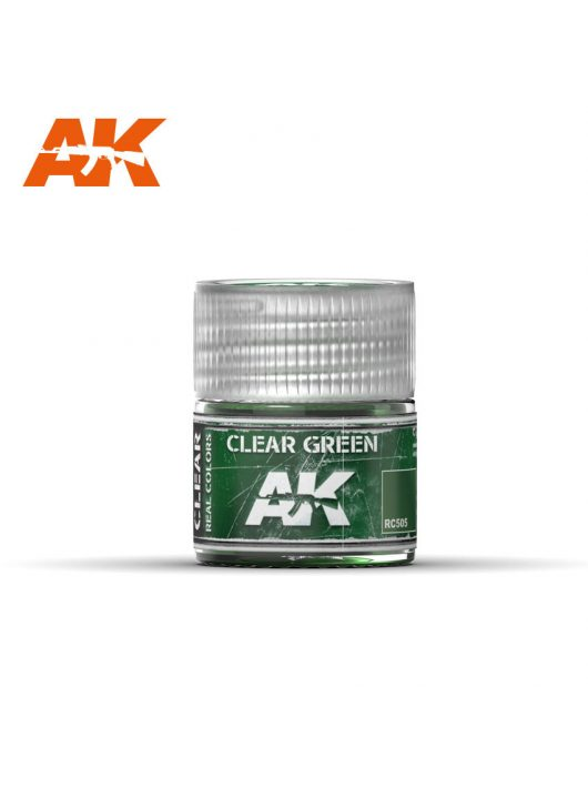 AK Interactive - Clear Green 10Ml
